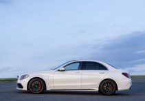 2015 W205 Mercedes Benz C63 AMG High Performance Sedan 4
