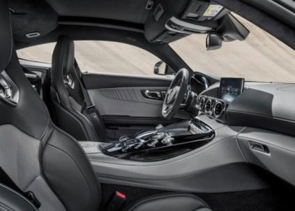 2016 Mercedes Benz AMG GT Sportscar 11