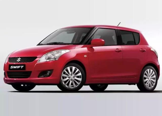 2nd Generation Maruti Suzuki Swift Hatchback Picture