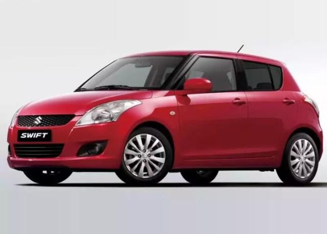2nd Generation Maruti Suzuki Swift Hatchback