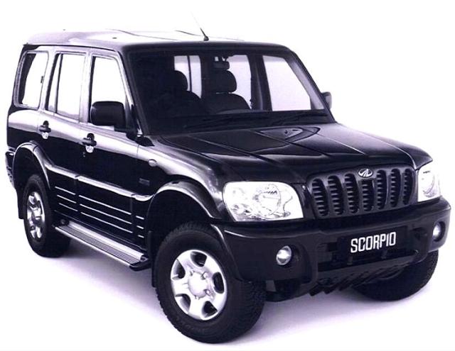 First Generation Mahindra Scorpio SUV