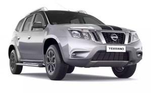 2014 Nissan Terrano Anniversary Edition SUV 1