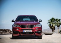 2015 BMW X6 Luxury Crossover 3