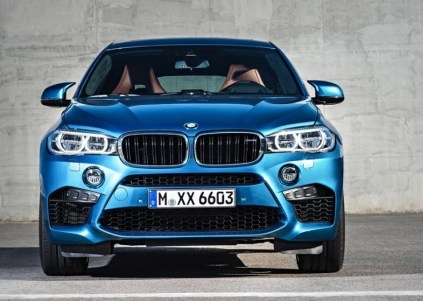 2015 BMW X6 M High Performance Crossover 1