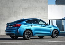 2015 BMW X6 M High Performance Crossover 7