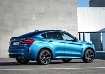 2015 BMW X6 M High Performance Crossover 7