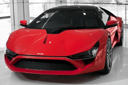 2015 DC Avanti Sportscar 1