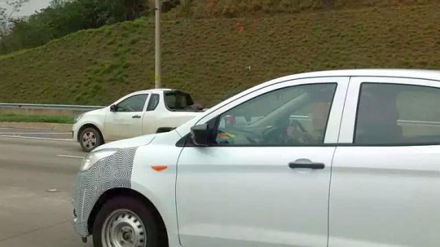 2015 Ford Figo Hatchback Photo
