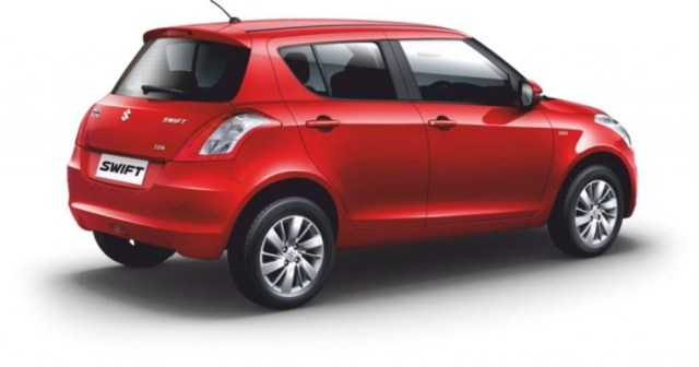 2015 Maruti Suzuki Swift Facelift 4