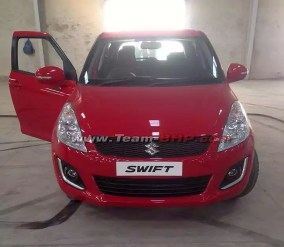 2015 Maruti Suzuki Swift Hatchback Facelift 2