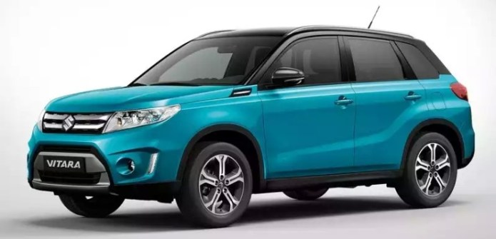 2015 Suzuki Vitara SUV 8
