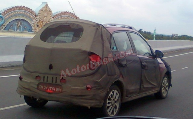 Hyundai i20 Elite based Crossover Styled Hatchback Pic