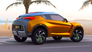 Nissan Extrem Crossover Concept 2