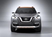 Nissan Kick Compact SUV Concept 4