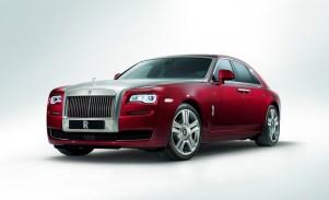 Rolls Royce Ghost Series 2 2