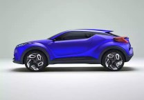 Toyota CH-R Crossover Concept 3
