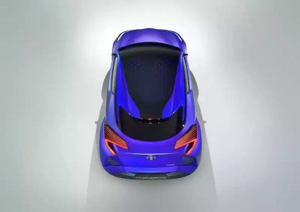 Toyota CH-R Crossover Concept 6