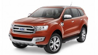 2015 Ford Endeavour SUV 11