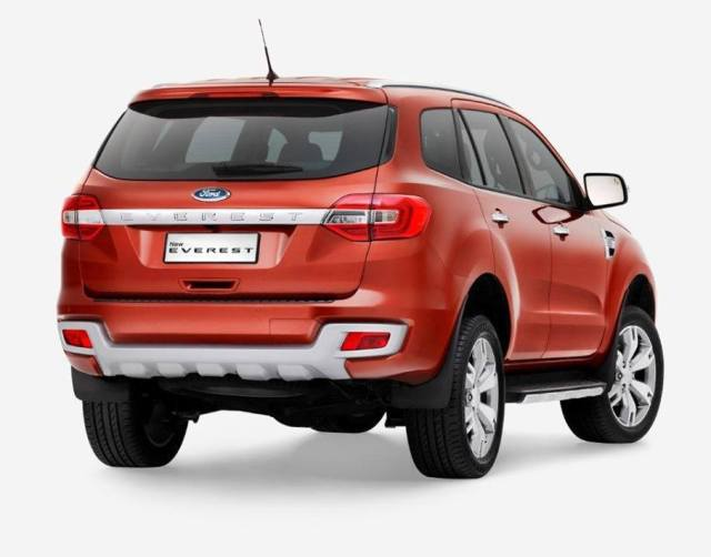 2015 Ford Endeavour SUV 2