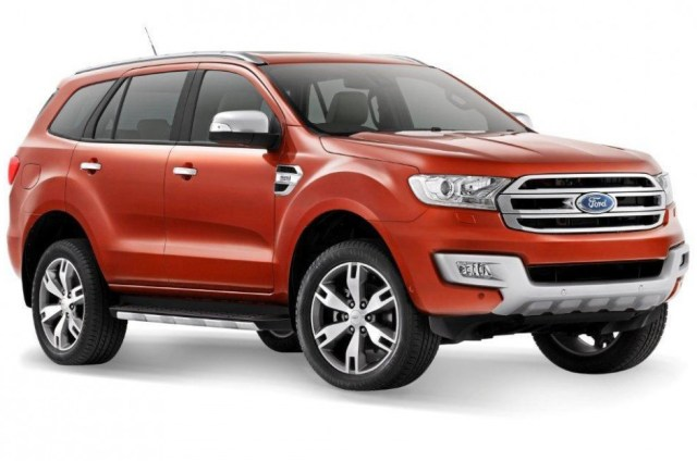 2015 Ford Endeavour SUV 21