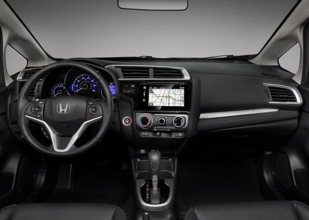 2015 Honda Jazz Hatchback 3