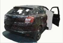 2015 Maruti Suzuki YRA Premium Hatchback Spyshot 4
