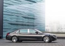 2015 Mercedes-Maybach W222 S-Class Ultra Luxury Saloon 3
