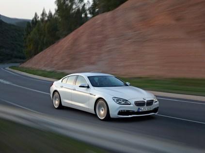 2015 BMW 6-Series Gran Coupe LCI 6