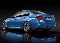 2015 BMW M3 Sedan 5