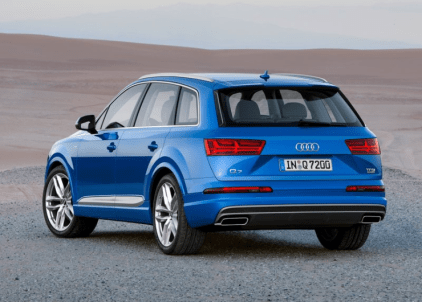 2016 Audi Q7 Luxury Crossover 5