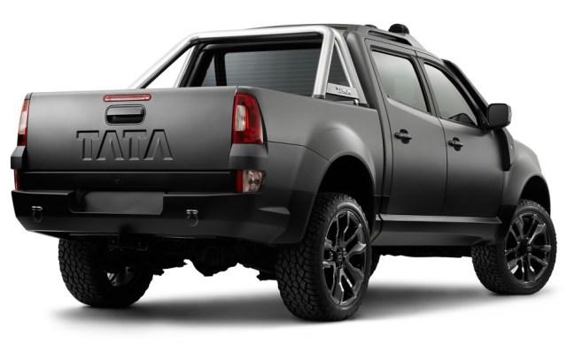 Tata Xenon Tuff Truck Concept 3