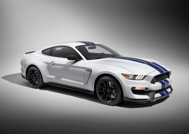 2015 Ford Mustang Shelby GT350 1
