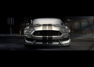 2015 Ford Mustang Shelby GT350 11