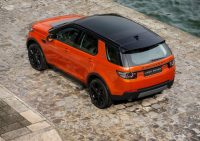 2015 Land Rover Discovery Sport SUV Rear