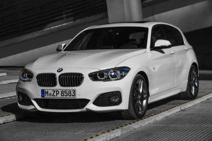 2016 BMW 1-Series Facelift 5