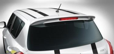 Maruti Suzuki Swift Windsong Edition Hatch Lid Spoiler