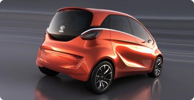 Tata MegaPixel Concept Hatchback used as an illustration