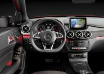 2015 Mercedes Benz B-Class Hatchback Facelift Dashboard