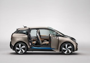 BMW i3 Electric Car Suicide Doors
