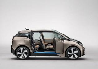 BMW i3 Electric Car Suicide Doors