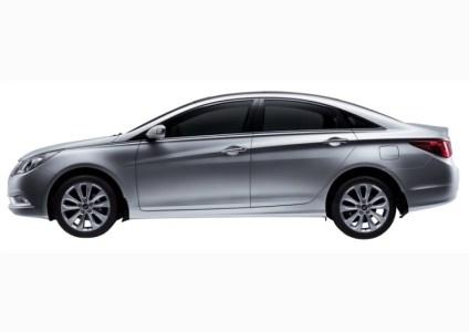 Hyundai Sonata Fluidic Profile