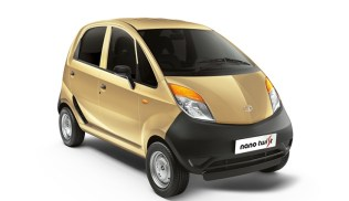 Tata Nano Twist XE in Gold