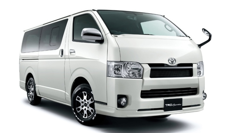 Toyota Rent A Car Philippines