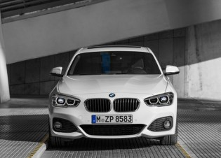 2015 BMW 1-Series Hatchback Facelift Front