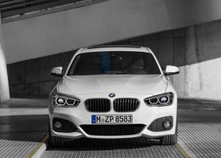 2015 BMW 1-Series Hatchback Facelift Front