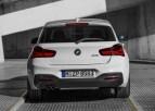 2015 BMW 1-Series Hatchback Facelift Rear