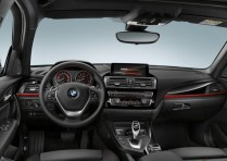 2015 BMW 1-Series Hatchback Facelift Dashboard