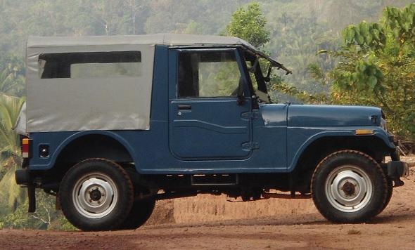 Mahindra MM540