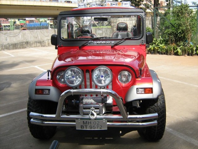 Mahindra Thar Adventure MM