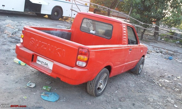 Maruti 800-red-pick-up-2